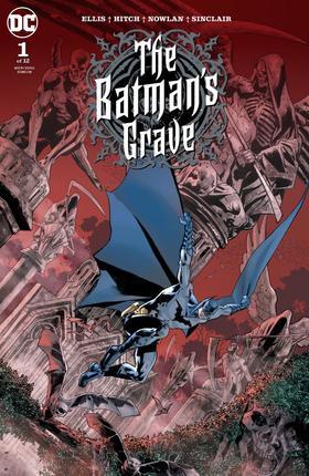 蝙蝠侠之墓 Batmans Grave