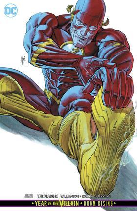 变体 闪电侠 Flash Vol 5 078-081