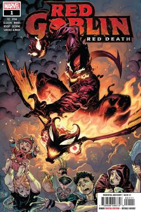 Red Goblin Red Death