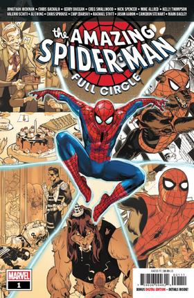 蜘蛛侠 Amazing Spider-Man Full Circle
