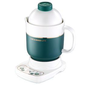 多功能养生杯电炖杯全自动陶瓷养生壶煮粥杯迷你电热加热烧水杯