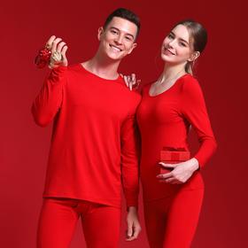 Avann·新年薄绒保暖内衣 | 优X库发热黑科技,暖暖好过年,红红更福气