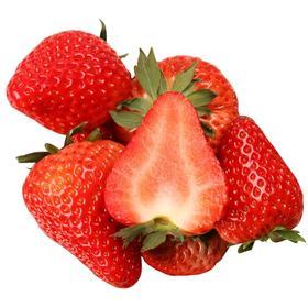 丹东-东港红颜九九草莓 顺丰快递 粒大饱满 颗颗香甜 太好吃到停不下来 买完必复购