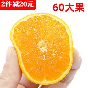 【年后发货】1号冰糖橙子60大果9斤装