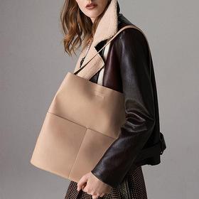Michele Maggetti·托特包│火遍时尚圈的潮流包型,大容量又轻盈