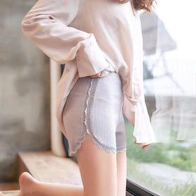 HL-359韩版新款全棉蕾丝花边防走光安全裤