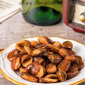 拉面丸子+蚕豆 咔滋咔滋脆香,粒粒饱满
