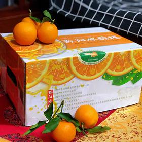 【年后发货】湖南冰糖橙礼盒装 送礼佳选 带箱10斤装大果