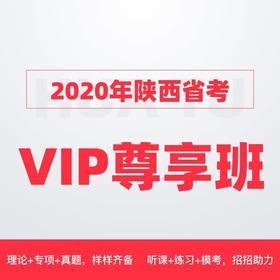 2020陕西省VIP尊享班