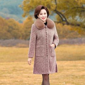 YY-1112Q24150秋冬新款保暖高贵毛呢大衣