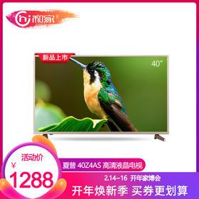 夏普40寸电视机--型号:40Z4AS