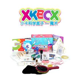 【秒杀】小卡科学盒子Ⅲ-魔术盒子,28个魔术配光盘教程