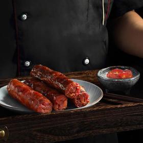 【精选】中农远洋巴蜀香肠|精选荣昌猪肉 川味特色熏制肉 色香味俱全|500g/袋【生鲜熟食】