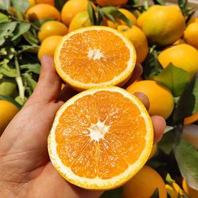 【精选】纽荷尔脐橙|营养美味 酸甜适中|3-8.5斤装【水果蔬菜】