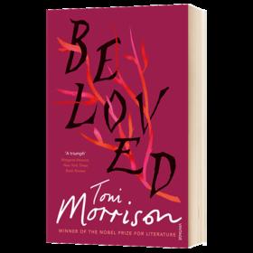 华研原版 宠儿 英文原版小说 Beloved 托妮莫里森代表作 诺贝尔文学奖 普利策奖 英文版进口书 Toni Morrison