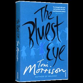 现货正版 蓝色的眼睛 英文原版小说 The Bluest Eye zui蓝的眼睛 英文版 Toni Morrison 托妮莫里森 进口英语书籍 诺贝尔文学奖