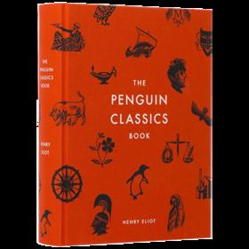 企鹅经典作品阅读指南 英文原版 The Penguin Classics Book 经典文学指南 英文版原版书籍 正版进口英语书