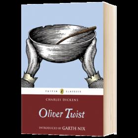 雾都孤儿 英文原版小说 Oliver Twist Puffin Classics 英文版原版书籍 查尔斯狄更斯 经典名著 正版进口英语书