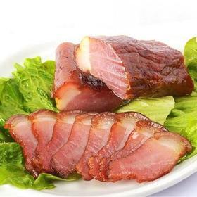 预售 | 竹溪柴火腊肉 1500g 真空包装 农家风味