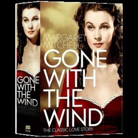 乱世佳人 飘 英文原版小说 英文版 Gone With The Wind 奥斯卡电影小说书籍 随风而去 世界经典名著 进口原版英语书