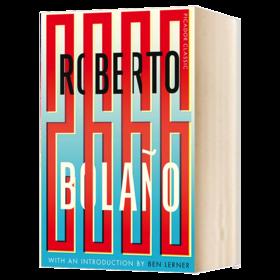 2666 罗贝托波拉尼奥作品 英文原版 Roberto Bolano Picador Classic 英文版原版书籍 进口英语书