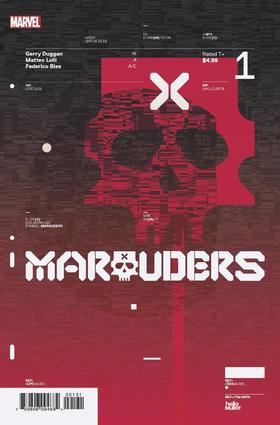 变体 掠夺者 Marauders