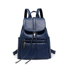 韩版牛皮女士包包,休闲时尚百搭软皮背包 DLKL7747