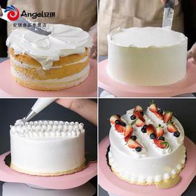 百钻裱花台烘焙转台生日蛋糕转盘底座裱花架家用做蛋糕抹奶油工具