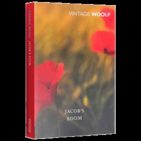 雅各布之屋 英文原版书 经典文学小说 Jacob's Room 进口原版英语书籍 到灯塔去作者 弗吉尼亚伍尔夫 Virginia Woolf 全英文版