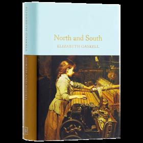 Collectors Library系列 南方与北方 英文原版 North and South 英文版原版书籍 Elizabeth Gaskell 正版进口英语书 精装