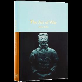Collectors Library系列 孙子兵法 英文原版 The Art of War 英文版原版书籍 正版进口英语书 Sun Tzu