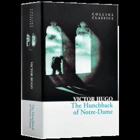 华研原版 巴黎圣母院 英文原版书 The Hunchback Of Notre-Dame 雨果 柯林斯经典文学 英文版进口英语书籍