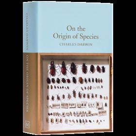 Collectors Library系列 物种起源 英文原版 On the Origin of Species 达尔文生物进化经典名著 正版进口原版英语阅读书籍 英文版