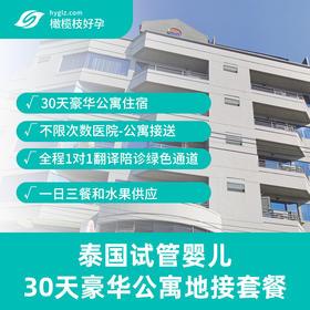泰国试管豪华公寓地接服务套餐【VN公寓-EK和DHC医院最佳搭配】