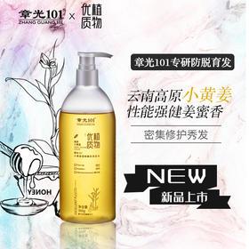 【强根健发】云南高原小黄姜洗发水