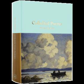 叶芝诗选 英文原版 Collectors Library系列 Collected Poems 经典文学 英文文学 英文版原版书籍 进口英语书