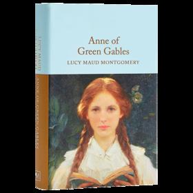 绿山墙的安妮 英文原版小说 Anne of Green Gables 经典儿童文学读物 马克吐温推荐 进口原版故事书 英文版中小学生英语课外阅读