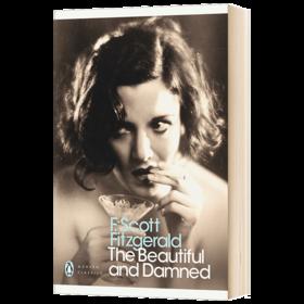 美丽与毁灭 英文原版小说 The Beautiful and Damned 企鹅经典 Penguin Classics 英文版原版书籍 进口英语书