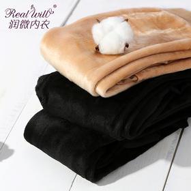 润微袜裤女冬季提臀塑性显瘦保暖打底裤裤袜 风亦有情