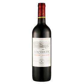 【京东】智利进口红酒 拉菲(LAFITE)巴斯克卡本妮苏维翁红葡萄酒 750ml(ASC)【乳酒冲饮】