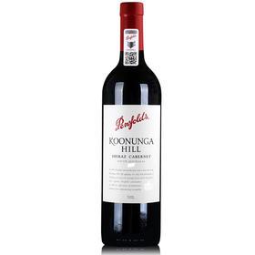 【京东】奔富(Penfolds )蔻兰山设拉子赤霞珠红葡萄酒 750ml  澳大利亚进口红酒【乳酒冲饮】