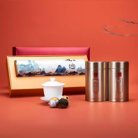 十添一柑白茶110g  传统半生晒,耐泡醇香有果香