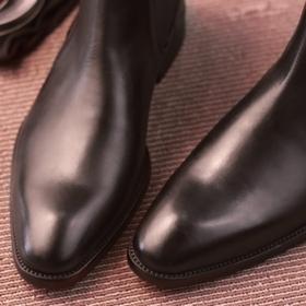 高级内缝工艺绅士级切尔西靴——轻微瑕疵,不退不换