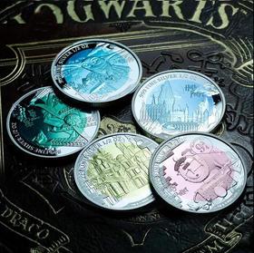 哈利波特魔法银币套装