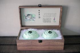 【郧西特产】七夕美人茶——睡美人 莲花双罐880元