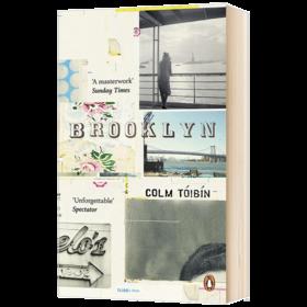 正版 布鲁克林 英文原版小说 Brooklyn MTI 2016奥斯卡奖提名电影小说 科尔姆托宾 英文版进口原版英语书籍