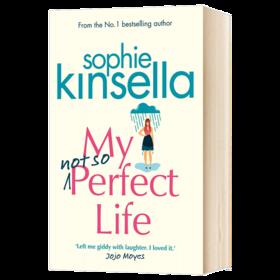 我那不是很完美的生活 英文原版小说 My Not So Perfect Life 英文版原版书籍 购物狂系列小说作者 索菲金塞拉 正版进口英语书