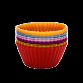 百钻硅胶蛋糕杯 耐高温纸杯 米发糕小蛋糕模具 导热快易脱模