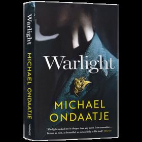 战时灯火 英文原版小说 Warlight 英国病人作者新作 迈克尔翁达杰 英文版原版书籍 进口英语书