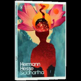 悉达多 英文原版书 Siddhartha 流浪者之歌 英文版原版书籍 正版进口英语经典文学小说 Hermann Hesse 赫尔曼黑塞